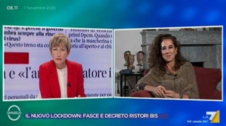 """On. Wanda Ferro (FDI) ad Omnibus: """"Ci aspettiamo le immediate dimissioni del commissario Cotticelli"""" L'ipocrisia di Conte e dei Cinque Stelle che scaricano Cotticelli: """"Il governo boccia se stesso"""""""