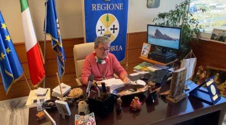"""Calabria """"Zona Rossa"""", Spirlì, """"Ricorso contro ordinanza"""" Il presidente ff della Giunta regionale annuncia una battaglia legale: «Chiusura ingiusta, incerti i dati scientifici seguiti dal Governo»"""