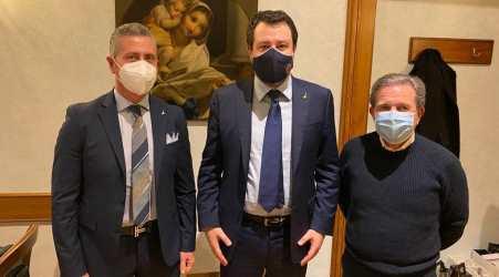 Lega Calabria, Saccomanno nuovo responsabile regionale Il sindaco di Taurianova Roy Biasi vice e in segreteria nazionale
