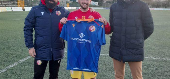 La A.S.D. Cittanova Calcio acquista il forte attaccante Napolitano