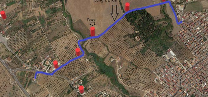 Isola Capo Rizzuto, potenziamento impianti approvvigionamento idrico Impegnati € 135,000.00