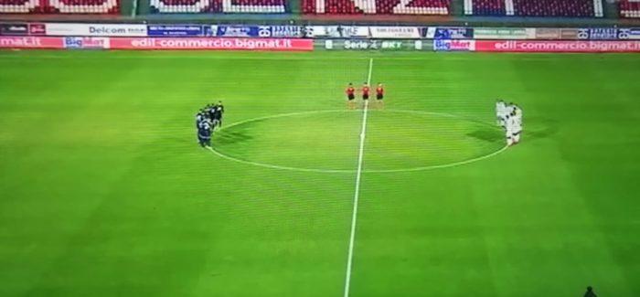 Serie B : la Reggina spreca il doppio vantaggio e si fa raggiungere dal Cosenza Mènez su rigore e Folorunsho fanno sognare. Trotta e Carretta (rig.) riportano la gara in equilibrio