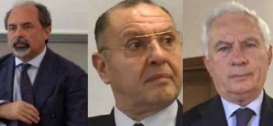 """Interdizione per Belcastro, Cotticelli e Scura, nell'ambito del """"Sistema Cosenza"""" I due ex commissari alla sanità sono indagati nell'inchiesta della Procura di Cosenza, medesimo provvedimento per Zito e Ferrari"""