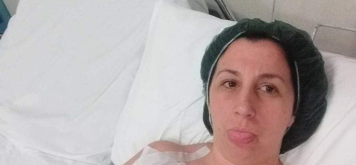 """Chiusura Sant'Anna Hospital. Una vergogna tutta Calabrese Ecco la testimonianza di una paziente. Mi chiamo Loredana Fondacaro e sono una miracolata, """"Giorno 23 Aprile 2019 sono stata operata e strappata alla morte"""""""