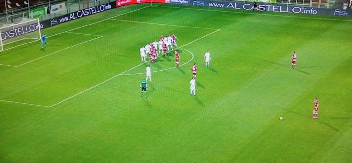 Serie B : un grande Empoli vince al Granillo La Reggina non regge l'urto e cade sotto i colpi di Olivieri, Mancuso e Matos