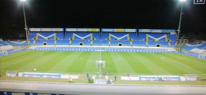 Una Reggina poco lucida viene sconfitta dal Brescia Decide il match la rete del belga Van de Looi.Gli amaranto non hanno saputo capitalizzare le occasioni create
