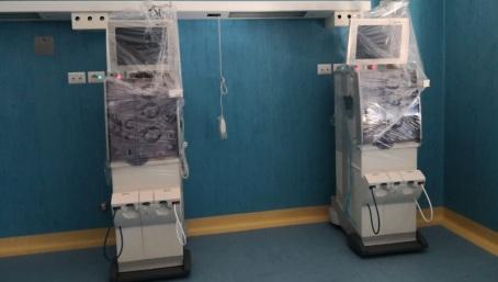 Taurianova, nella giornata mondiale del rene, il Centro Dialisi si integra con l'Ospedale di Polistena Il dirigente responsabile dott. Vincenzo Bruzzese, soddisfatto per aver centrato un altro importante obiettivo