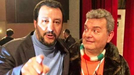 """Proposta di legge contro la discriminazione sessuale: Zan scrive una cosa, """"SS (Salvini Spirlì)"""", capiscono un'altra! In due post social, a distanza di tre giorni l'uno con l'altro, i due esponenti, seguaci di Alberto da Giussano, quello con la punta all'insù, parlano di... di... capre e cavoli"""
