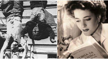 """Claretta Petacci, una delle donne più offese d'Italia Il 28 aprile del 1945, tre giorni dopo la LIberazione che tutti abbiamo festeggiato, occorre ricordare un """"disonore"""" che una certa Sinistra perchè in fondo ha ragione Draghi, """"Non tutti gli italiani furono brava gente"""", compresi queli che uccisero la Petacci"""