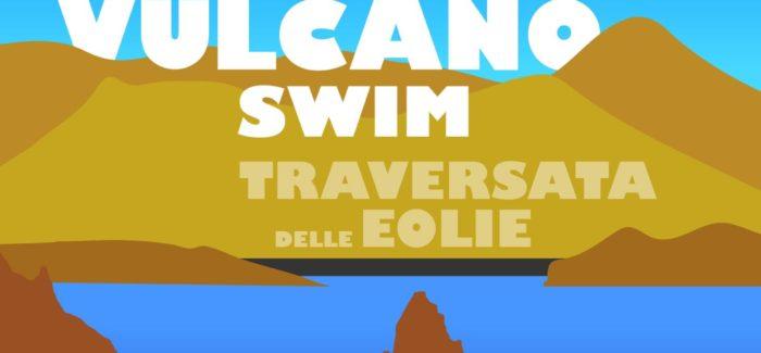 Da Vulcano a Lipari a nuoto 21 Anzianotti al via della prima tappa dell'Italian Open Water Tour 2021