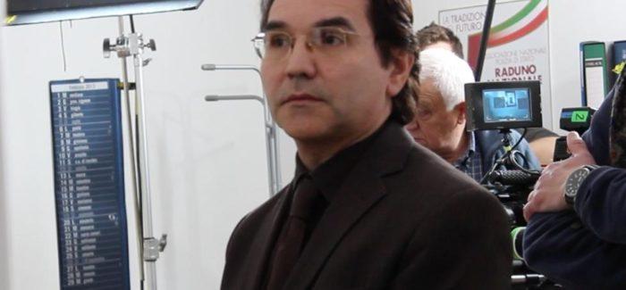"""Un seminarese in corsa per la governance del """"Nuovo IMAIE"""" Si tratta di Domenico Antonio Latino, avvocato residente a Milano con la passione per la musica"""