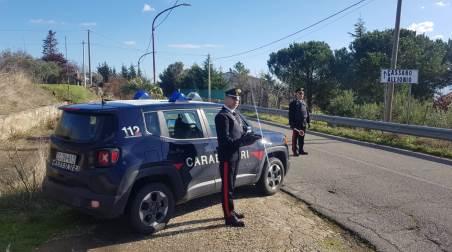Arrestato in Calabria il responsabile di un agguato a colpi di pistola In effetti i Carabinieri accertavano che il 31enne era proprio la vittima dell'agguato avvenuto poche ore prima in zona cappuccini
