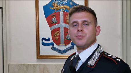 Il capitano dei carabinieri Marco Catizone lascia la compagnia di Taurianova. In pochi anni tantissime le operazioni portate a compimento Si appresta a dirigere la compagnia di Roma -Ostia. VIDEO