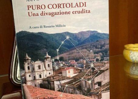"""Pubblicato il libro """"Puro Cortoladi""""  di Rosario Milicia con autori vari I misteri rurali e la luce della giovinezza"""