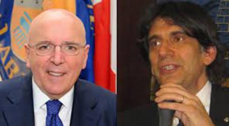 """""""Basta falsità, è stato Tansi a rinunciare alla Protezione Civile"""" L'ex governatore Oliverio interviene con una lettera e riporta pure i messaggi privati del geologo"""