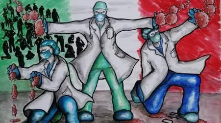Ma un encomio ai medici, gli infermieri e tutto il personale sanitario dell'Usca di Taurianova? Dall'inizio della pandemia dove ci fu il primo lockdown all'inizio del 2020 ad oggi, sono sempre in prima linea al servizio dei cittadini