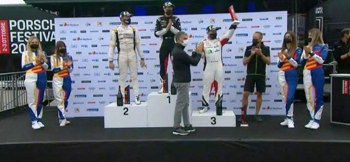 Doppio podio per Simone Iaquinta a Franciacorta nella Carrera Cup Italia