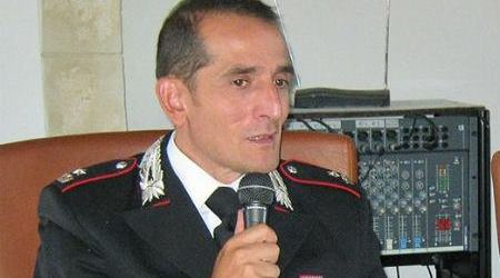 Il taurianovese Raffaele Giovinazzo alla giuida del reparto Carabinieri Corigliano Rossano L'alto graduato prenderà possesso delle proprie funzioni nei prossimi giorni